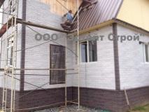 монтаж фасадных панелей Docke-R